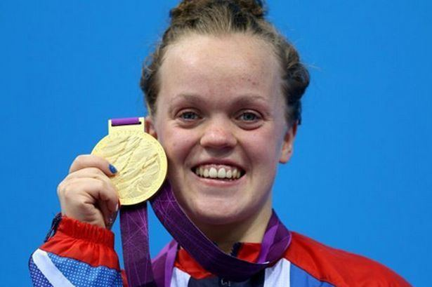 Ellie Simmonds Walsall swimmer Ellie Simmonds crowned queen of the pool