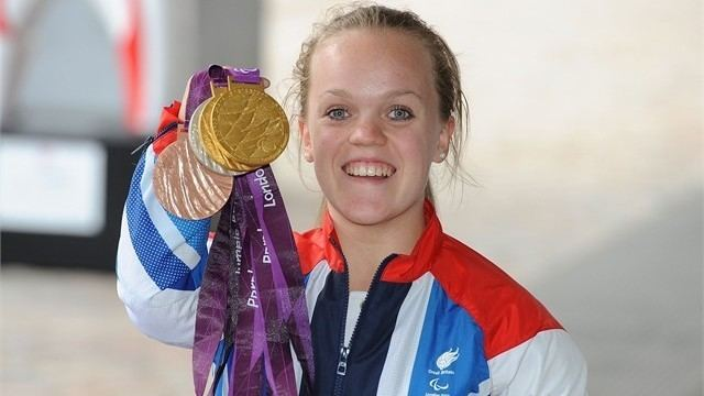 Ellie Simmonds Giles Long on Ellie Simmonds Paralympics Channel 4