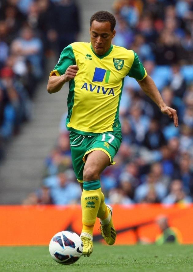Elliott Bennett Norwich City39s Elliott Bennett can39t wait for Brighton