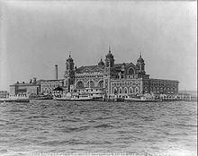 Ellis Island httpsuploadwikimediaorgwikipediacommonsthu