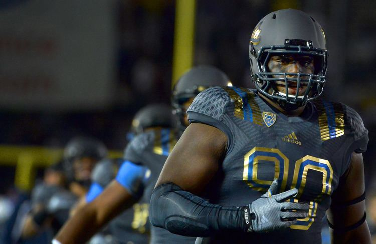 Ellis McCarthy UCLA39s Ellis McCarthy announces early entry into NFL draft