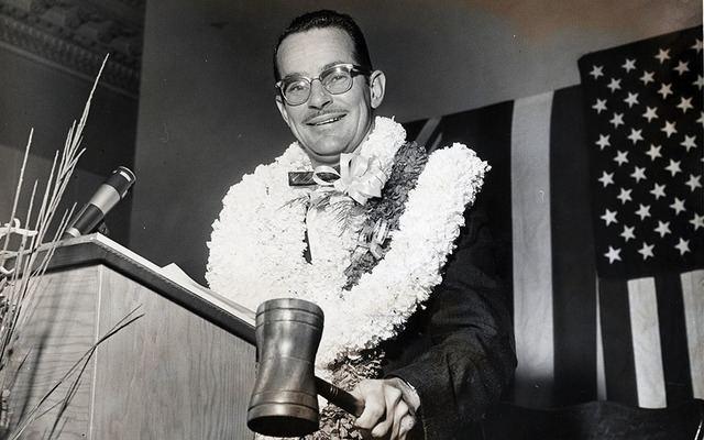 Elmer Cravalho Mauis first mayor Elmer Cravalho dies