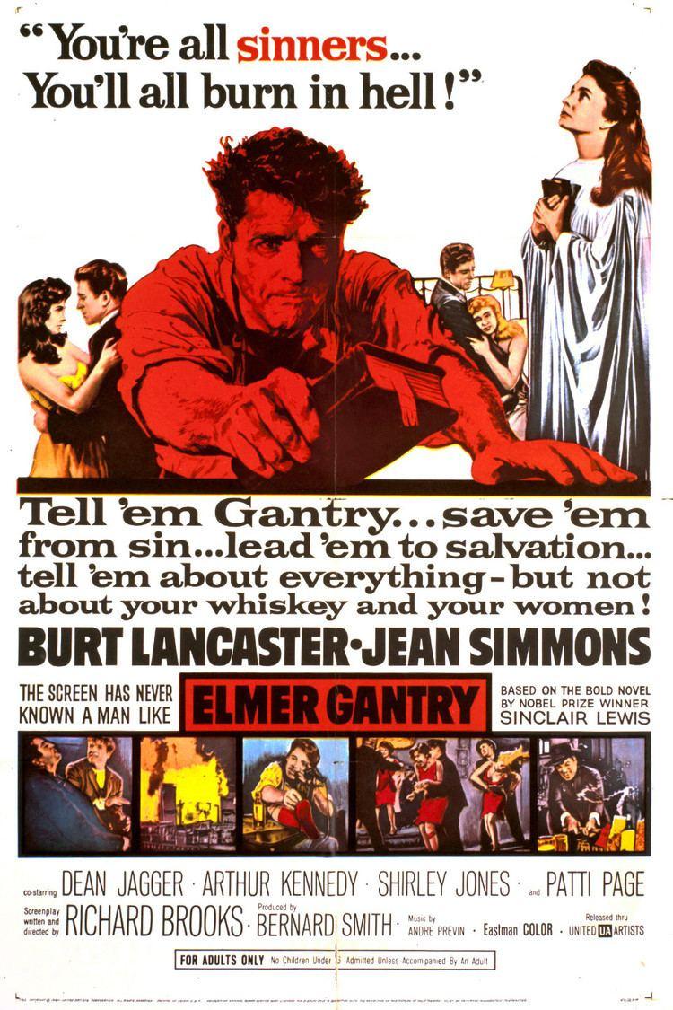 Elmer Gantry (film) wwwgstaticcomtvthumbmovieposters3400p3400p