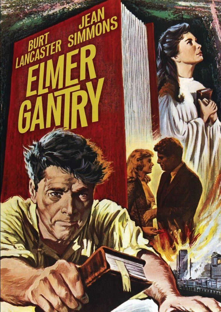 Elmer Gantry (film) Secretly Scary 1960s ELMER GANTRY ComingSoonnet