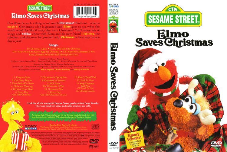 Elmo Saves Christmas Elmo Saves Christmas