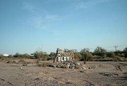 Eloy, Arizona Eloy Arizona Wikipedia