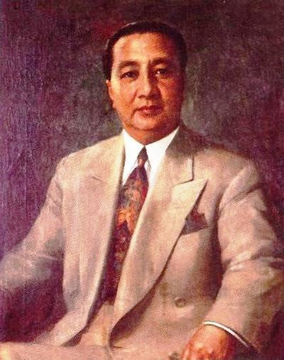 Elpidio Quirino President of the Philippines Elpidio Quirino