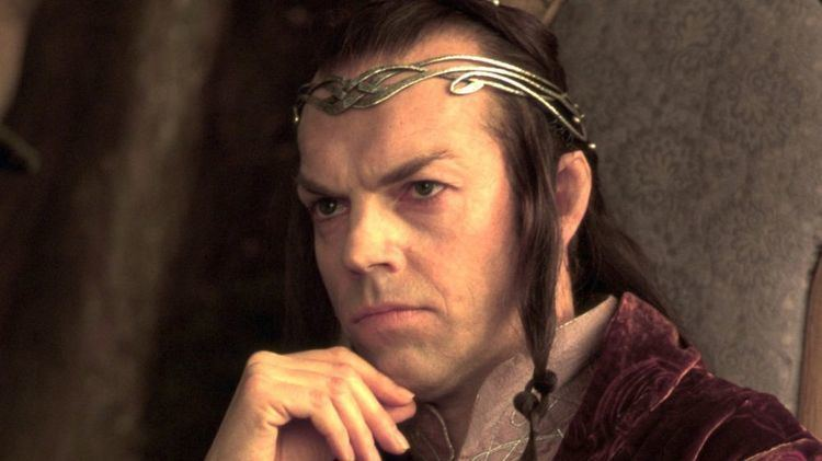 Elrond Grandma accidentally prays to Elrond from Lord of the Rings BBC