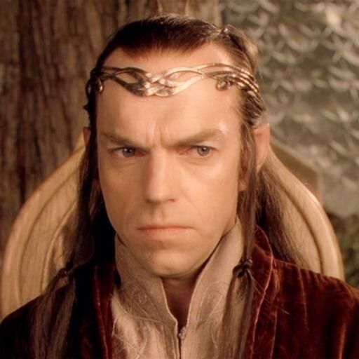 Elrond Lord Elrond radiorivendell Twitter