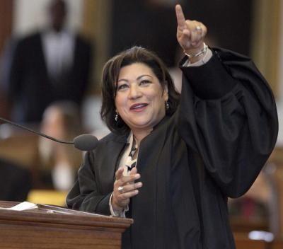 Elsa Alcala Grits for Breakfast Meet Elsa Alcala newest Texas Court of