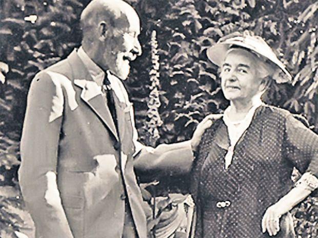 Elsa Bruckmann Exclusiv O prines romnc ocrotitoarea lui Hitler Reportaj