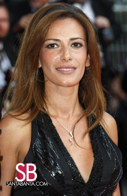 Elsa Fayer French TV host Elsa Fayer arrives for the screening of the