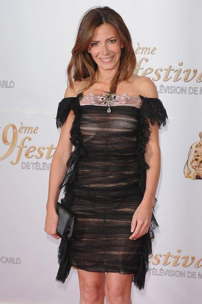 Elsa Fayer Elsa Fayer Pictures Monte Carlo Television Festival 2008
