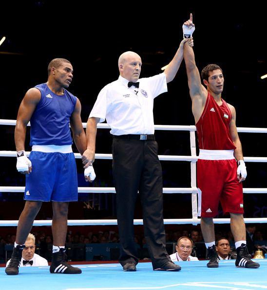 Elshod Rasulov Elshod Rasulov Photos Olympics Day 8 Boxing Zimbio