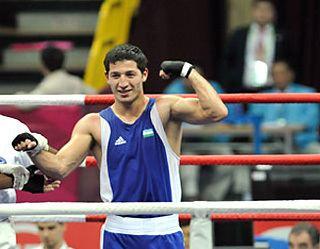 Elshod Rasulov UzDailycom Elshod Rasulov to carry flag of Uzbekistan at London Games