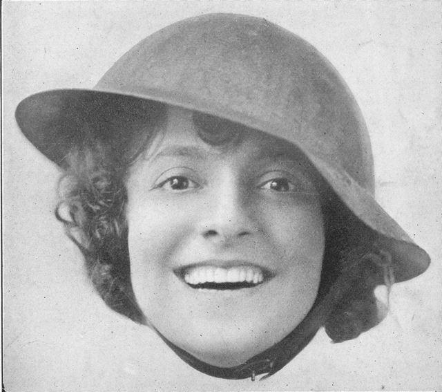Elsie Janis Columbus Bicentennial Elsie Janis Vaudeville Star Singer Actress