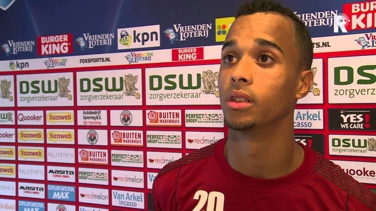 Elso Brito Elso Brito over Excelsior Go Ahead Eagles YouTube