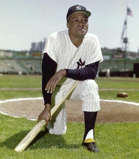 Elston Howard Classic Yankees Elston Howard
