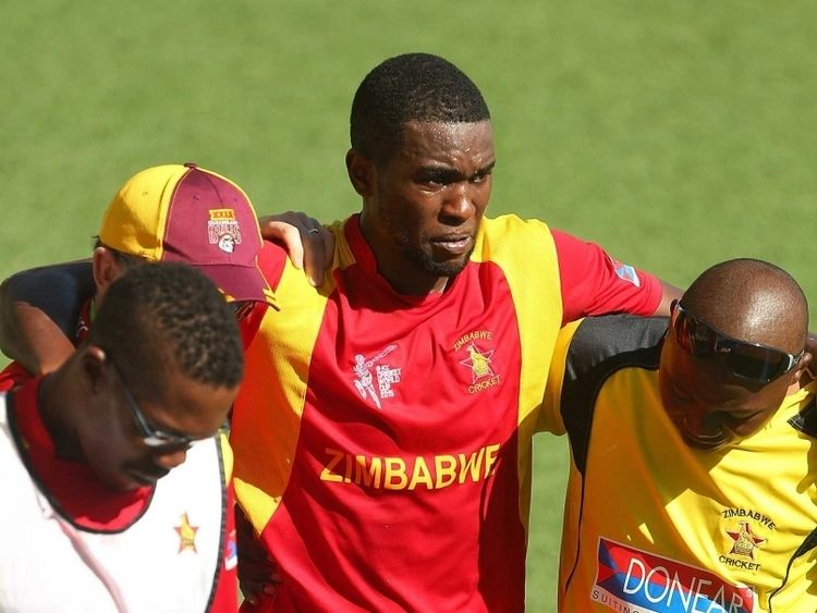 Cricket World Cup 2015 Zimbabwe Skipper Elton Chigumbura Out of