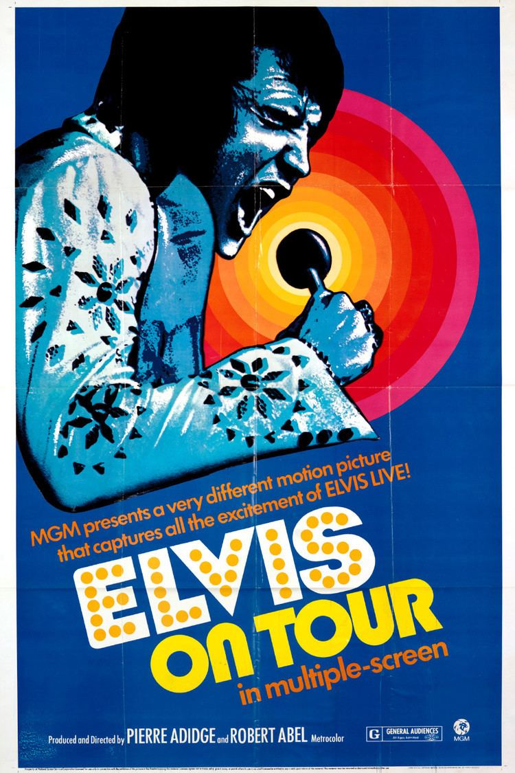 Elvis on Tour wwwgstaticcomtvthumbmovieposters7973p7973p