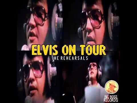 Elvis on Tour Elvis Presley on Tour1972 YouTube