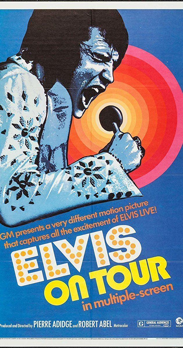 Elvis on Tour Elvis on Tour 1972 IMDb