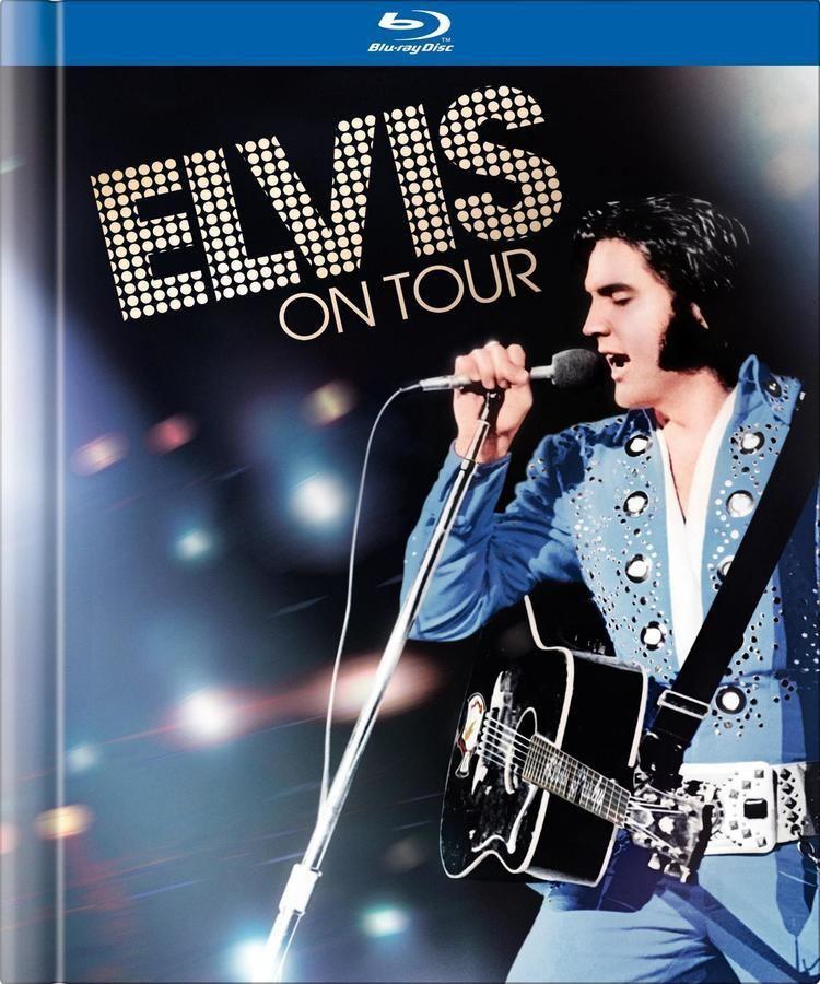 Elvis on Tour Elvis on Tour Bluray