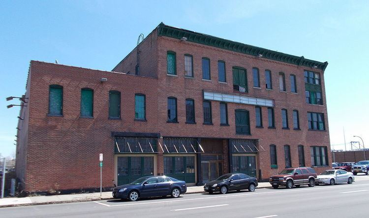 E.M. Hager & Sons Company Building