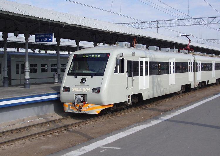 EM4 Electric Trainset