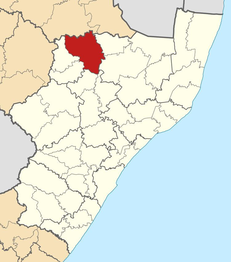 EMadlangeni Local Municipality