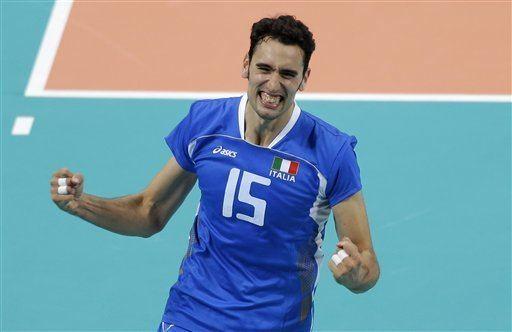 Emanuele Birarelli Birarelli capitano una delle novit azzurre nella Grand