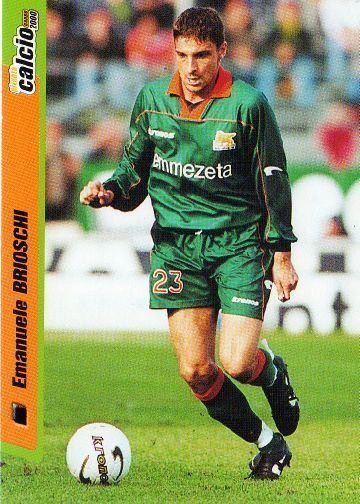 Emanuele Brioschi VENEZIA Emanuele Brioschi 272 Planeta CALCIO 2000 Italian Football