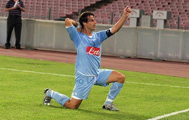 Emanuele Calaiò Calai Napoli mi rimasta nel cuore Gol del Napoli