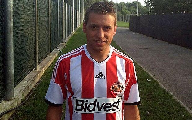 Emanuele Giaccherini Sunderland seal deal for highlyrated Italy midfielder