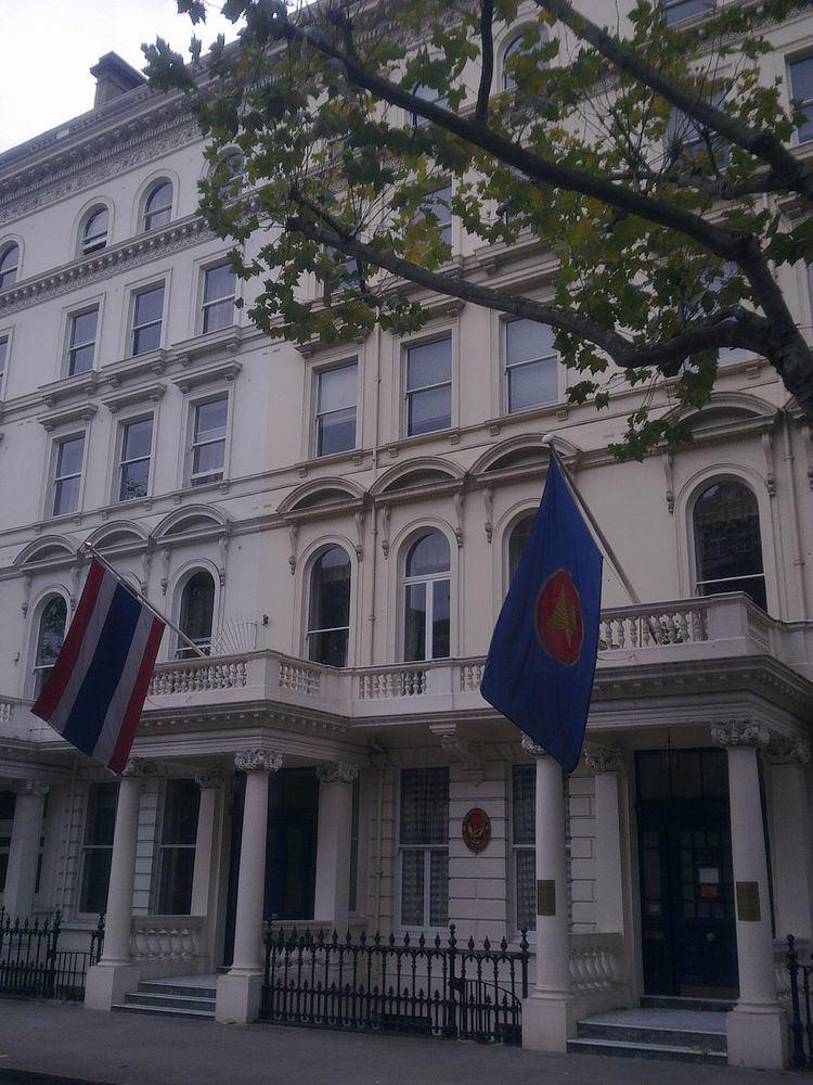 Embassy Of Thailand London Alchetron The Free Social
