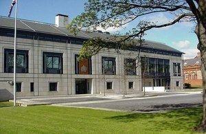 Embassy of the United Kingdom, Dublin
