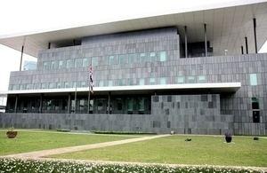 Embassy of the United Kingdom, Jakarta