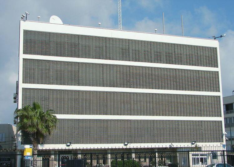 Embassy of the United Kingdom, Tel Aviv