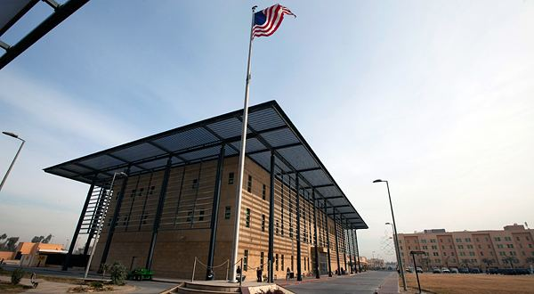 Embassy of the United States, Baghdad US Embassy Baghdad Overseas Civilian Contractors