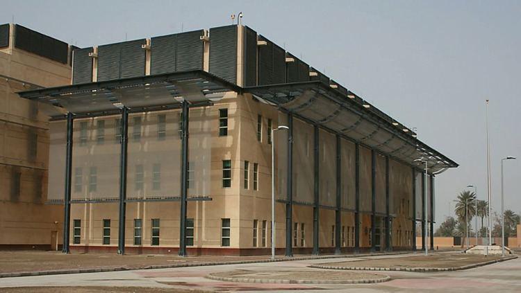 Embassy of the United States, Baghdad httpsuploadwikimediaorgwikipediacommonscc