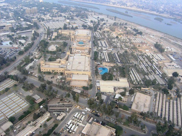 Embassy of the United States, Baghdad Are We Ready for the Fall of Baghdad Covert Geopolitics