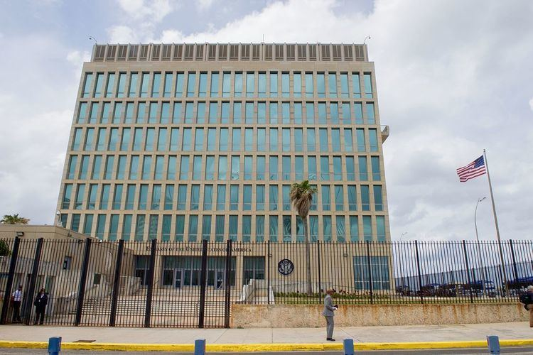 Embassy of the United States, Havana