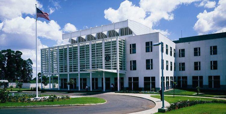 Embassy of the United States, Nairobi