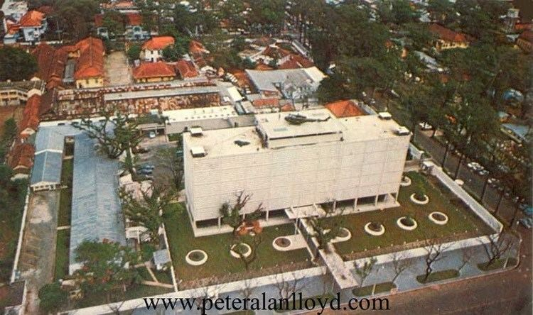 Embassy of the United States, Saigon The Irony Saigon39s Most Heavily Guarded Building is The Former US