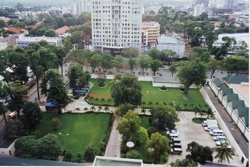Embassy of the United States, Saigon Where the Wars Were Journey to Vietnam Laos amp Cambodia WHAT