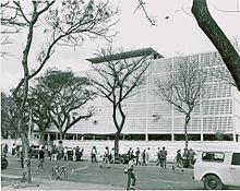 Embassy of the United States, Saigon httpsuploadwikimediaorgwikipediacommonsthu