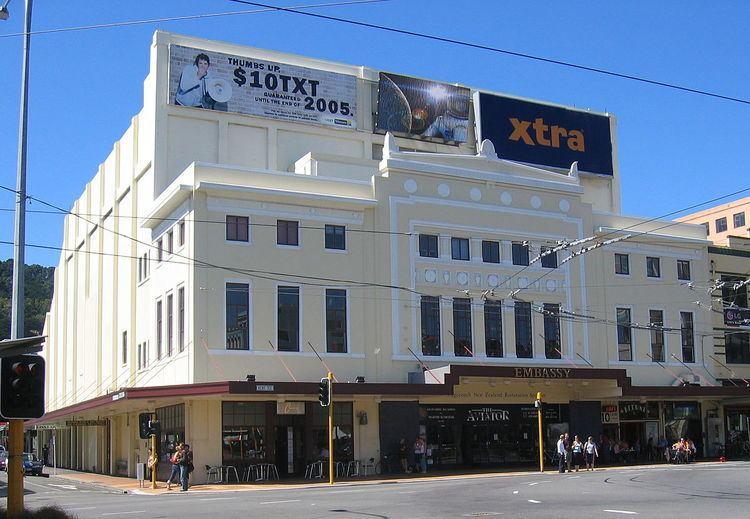 Embassy Theatre, Wellington