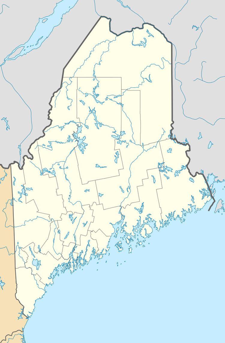 Embden, Maine