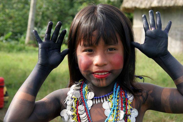 Embera-Wounaan