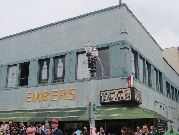 Embers Avenue